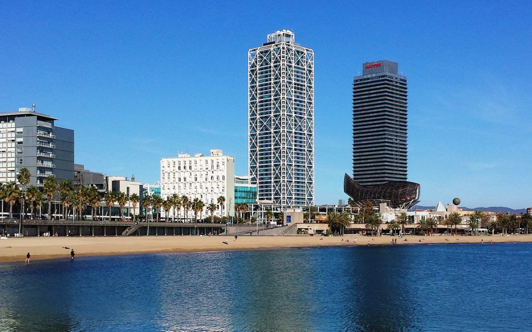 ¡Visita las playas accesibles de BCN sobre ruedas!