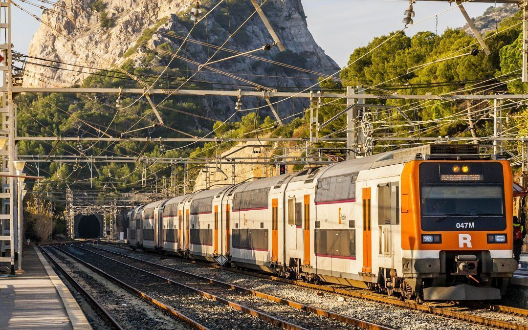 Moverse en Cercanías Renfe por Barcelona