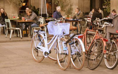 Getting Around Barcelona by Bicycle