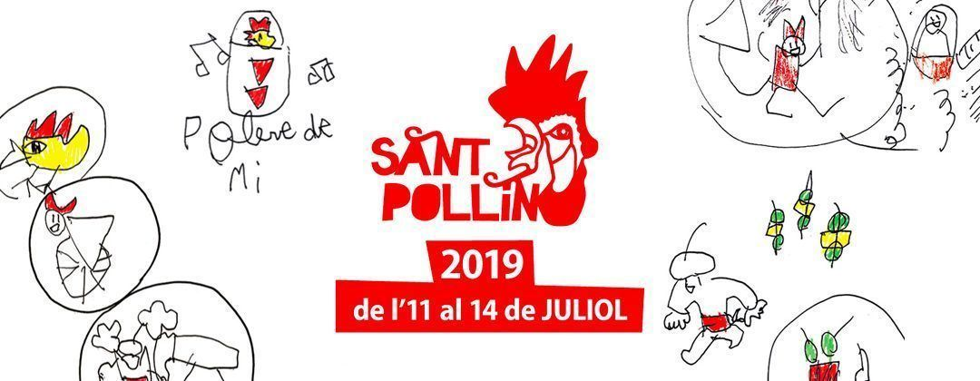 Sant Pollín 2019 en el Prat de Llobregat