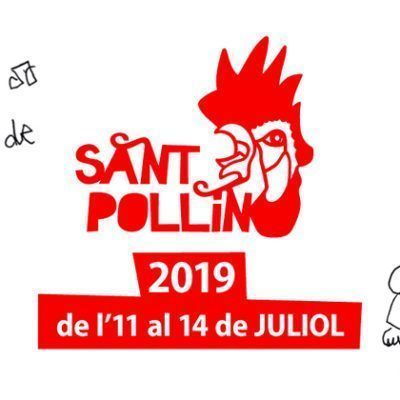 Sant Pollín 2019 al Prat de Llobregat