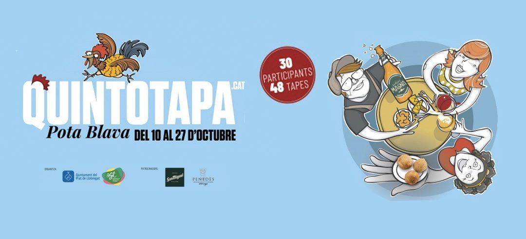 QuintoTapa Pota Blava en el Prat de Llobregat 2019