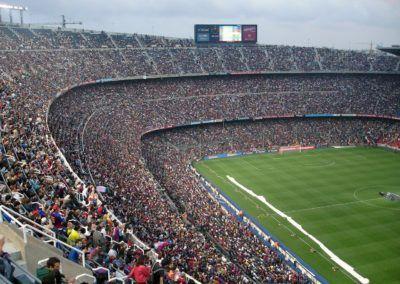 Camp Nou del FCB