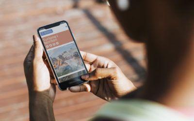 """App – Tourist guide """"El Prat és sorprenent"""""""
