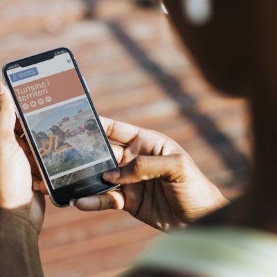 App – Guía turística «El Prat és sorprenent»