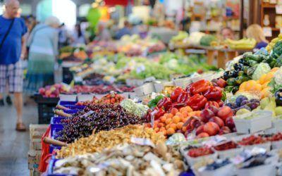 Los 8 mercados verdes de proximidad de Barcelona