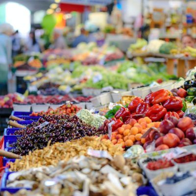 Els 8 mercats verds de proximitat de Barcelona