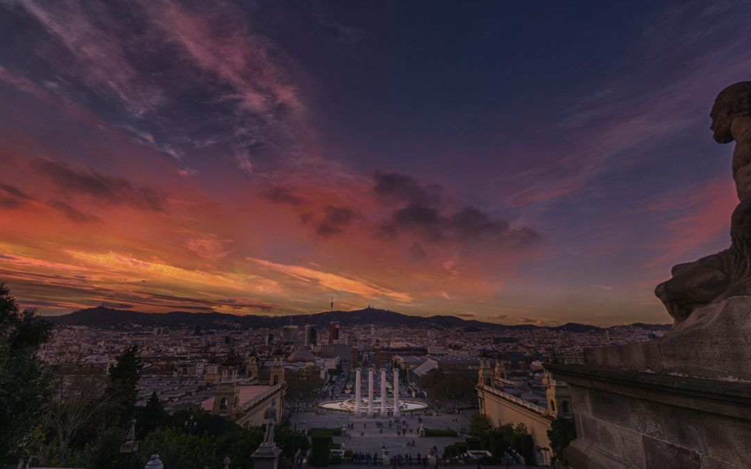 Los 6 mejores sitios para ver la puesta de sol en Barcelona