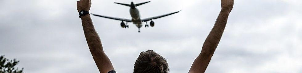Mirador de aviones